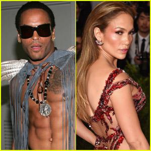 Lenny Kravitz Joins Jennifer Lopez in 'Shotgun Wedding'