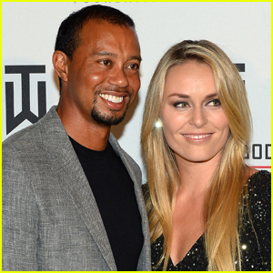Tiger Woods' Ex-Girlfriend Lindsey Vonn Reacts to His Car Crash