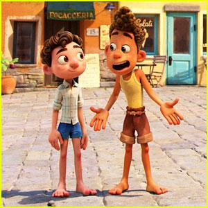 Disney/Pixar's 'Luca' Debuts First Trailer, Reveals Voice Cast!