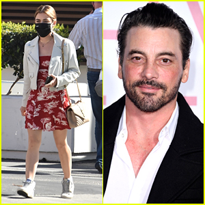Skeet Ulrich Leaves Flirty Comment on Lucy Hale's Instagram Pic