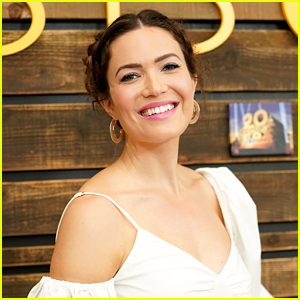 Mandy Moore Shows Off The Sweet Blanket Husband Taylor Goldsmith Made For Their Son August