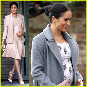 Look Back at Meghan Markle's Best Maternity Looks!