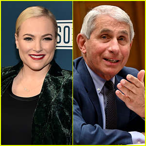 Meghan McCain Is Getting Dragged By Twitter Over Her Comments About Dr. Anthony Fauci