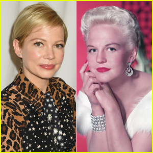 Michelle Williams to Play Peggy Lee in Biopic - Billie Eilish in Talks to Produce!