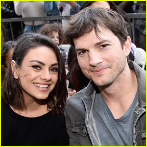 Mila Kunis Reveals Her Favorite Body Part on Husband Ashton Kutcher - Watch!