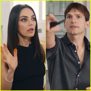 Mila Kunis Steals Ashton Kutcher's Cheetos in Hilarious Super Bowl Commercial, Also Starring Shaggy - Watch Now!