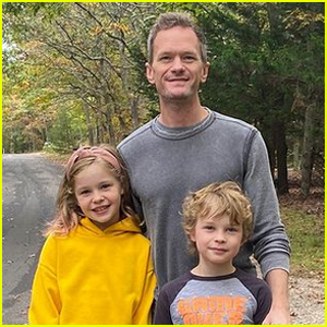Neil Patrick Harris Jokes He's 'Free' After His Twins Return to In-Person School
