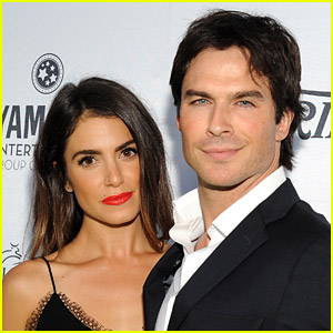 Nikki Reed Cuts Her Entire Family's Hair Now, Including Husband Ian Somerhalder's!
