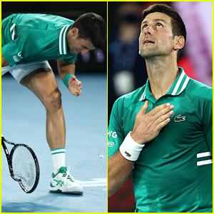 Novak Djokovic Destroys Tennis Racket in Fit of Rage During Australian Open Match (Video)