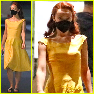 See Olivia Wilde in Costume for Final Day of Filming 'Don't Worry Darling'