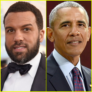 'Handmaid's Tale' Actor O-T Fagbenle to Play Barack Obama in Showtime's 'The First Lady'