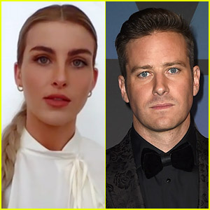 Armie Hammer's Ex Paige Lorenze Reveals How Branding Incident Happened, Claims He Licked Her Blood