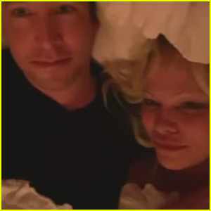 Pamela Anderson's New Interview with Husband Dan Hayhurst Is Going Viral