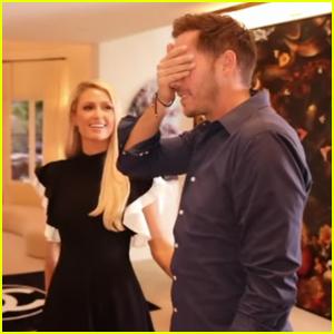 Paris Hilton Surprises Boyfriend Carter Reum With Super Romantic Birthday Gift - Watch!