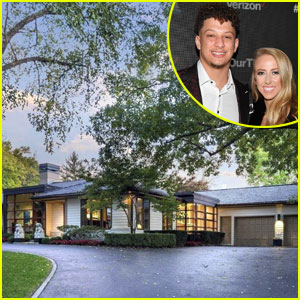 Look Inside Patrick Mahomes' $2 Million Home with Fiancee Brittany Matthews! (Photos)