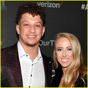 Patrick Mahomes' Fiancee Calls Out ESPN for Their Super Bowl Tweets About Him