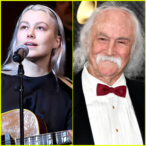 Phoebe Bridgers Calls Musician David Crosby a 'Little B-tch' - Here's Why