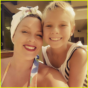 Pink's Daughter Willow Makes Billboard Chart Debut With Their Duet 'Cover Me In Sunshine'