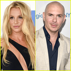 Pitbull Weighs In On Britney Spears' Conservatorship: 'Free Britney'
