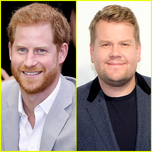 Prince Harry Is the Next Carpool Karaoke Guest on James Corden's Show!