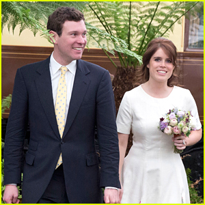 Princess Eugenie Might Give Her Baby Son This Unique Middle Name