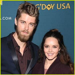 'Clarice' Star Rebecca Breeds' Husband Luke Mitchell Reveals What Happened After She Landed the Role