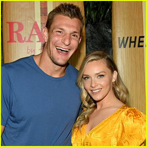 Rob Gronkowski's Girlfriend Camille Kostek Finally Reveals When They Started Dating!