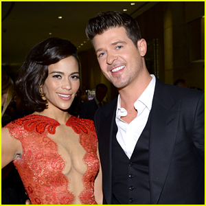 Robin Thicke Reveals What His Relationship With Ex Paula Patton Is Like Now