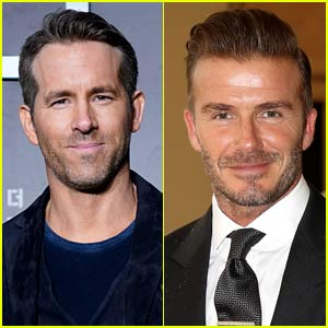 Ryan Reynolds Had a NSFW Response to David Beckham's Comment on His Instagram