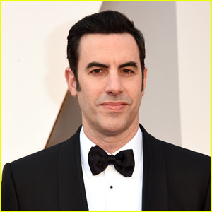 Sacha Baron Cohen Ties Record for Most Golden Globe Nominations in a Year!