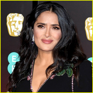 Salma Hayek Admits She Knew Nothing About the 'Eternals' Before Joining the Movie