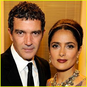 Salma Hayek Reveals Her Upsetting Experience Filming 'Desperado' Love Scene Alongside 'Amazing' Antonio Banderas