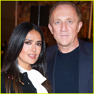 Salma Hayek Responds to Allegations She Married François-Henri Pinault for His Money