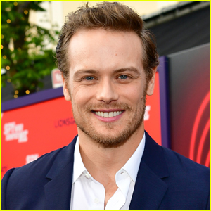 Sam Heughan Reveals He & His Brother Were Named After Characters from This Book Franchise!