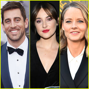 There's a Fan Theory That Jodie Foster Introduced Aaron Rodgers & Shailene Woodley