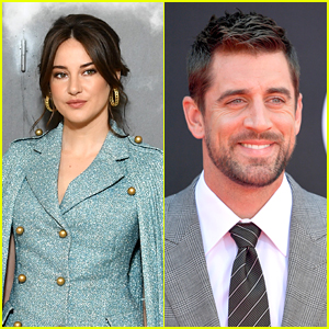 Shailene Woodley Is Reportedly Dating Green Bay Packers Quarterback Aaron Rodgers