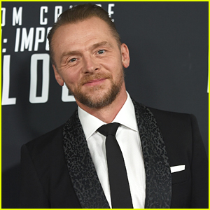 Simon Pegg Banned From Driving After Getting Fourth Speeding Ticket