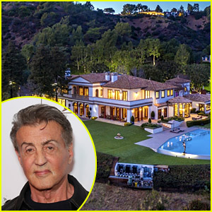 Look Inside Sylvester Stallone's Incredible Mansion, Which He's Selling for $110 Million
