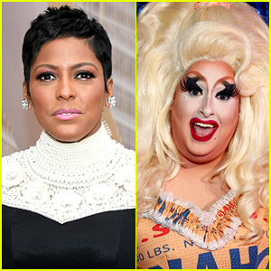 Tamron Hall Defends Interview With Disqualified 'Drag Race' Contestant Sherry Pie