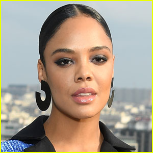 Tessa Thompson's First Kiss Was at Age 6 in a Music Video!