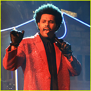 The Weeknd's Real Name Is Trending After His Super Bowl Performance