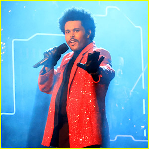 The Weeknd's Super Bowl 2021 Halftime Show Video - Watch Here!