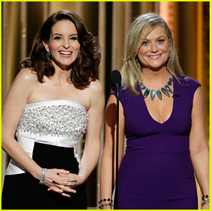 Tina Fey & Amy Poehler Will Host Golden Globes For Fourth Time From Separate Coasts