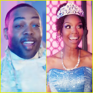 Todrick Hall & Brandy Team Up for 'Cinderella' Medley Ahead of The Film's Release on Disney+ - Watch Now!