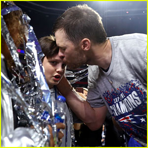 Tom Brady's Kids: Son Jack with Ex Bridget Moynahan 'Loves Football'