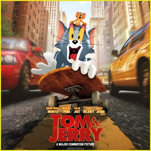 'Tom & Jerry' Movie Is a Surprise Box Office Hit on Opening Weekend!