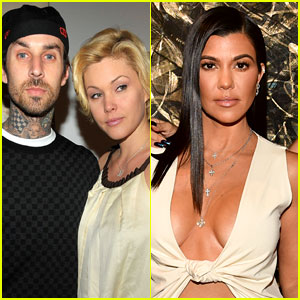Travis Barker's Ex Seems to Shade His Relationship with Kourtney Kardashian Again