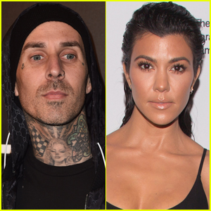 Travis Barker Shares Love Note From Girlfriend Kourtney Kardashian