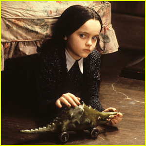 Netflix Announces Wednesday Addams Live Action Series On A Wednesday