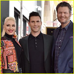 Adam Levine Reveals the Last Text Message He Sent to Blake Shelton & Gwen Stefani!